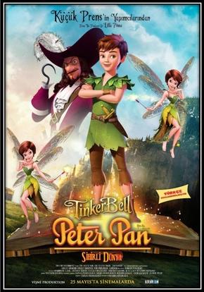 Питер Пэн: В поисках магической книги    (2D)