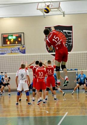 Волейбол «Легион» — «Анортосис»