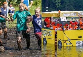 «Августовский канал в культуре трех народов»: в женском болотном футболе 2-ое место заняла команда из Лидского района