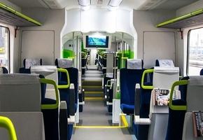 Появилась официальная информация по новым поездам бизнес-класса «Минск — Лида — Минск»