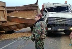 Причиной пробки на автодороге М6 стало ДТП в Лидском районе