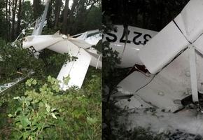 Под Браславом разбился гидросамолет-амфибия. Пассажир — 29-летняя лидчанка — госпитализирована