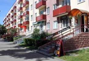Сколько стоит арендовать помещение в переоборудованной квартире в центре города?