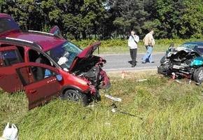 Под Вороново произошло ДТП со смертельным исходом