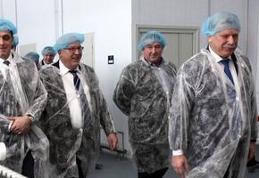 Завод по производству продукции из мяса индейки открылся