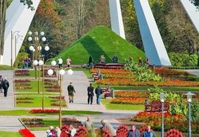 В Лиде планируется модернизировать парк у Кургана бессмертия