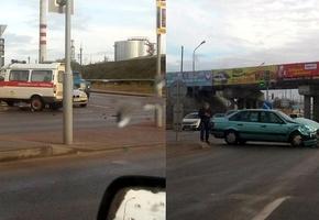 «Cкорой» с включенными маячками и сиреной, перевозившей беременную женщину, не уступили дорогу (обновлено)