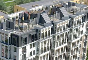 Возле Лидского замка планируют построить многоэтажку с подземным паркингом и «тусовочной» крышей