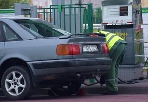 Цены на бензин увеличились в среднем на 1,7%