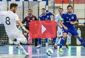 МФК «Лидсельмаш» завершил выступление в Лиге чемпионов на 16 позиции, крупно проиграв последнему сопернику
