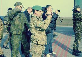 ОБСЕ инспектирует авиабазу в Лиде