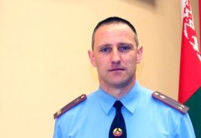 Новый начальник Лидского РОВД возглавлял уголовный розыск и руководил Ошмянским отделением милиции