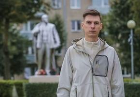 Лидчанин, которого словили за разукрашивание Ленина, рассказал про СИЗО и суд