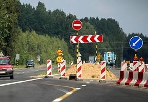 Трассу М6 после реконструкции сделают платной
