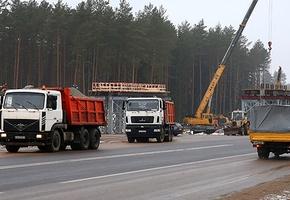 Кобяков о ходе реконструкции М6: «К Европейским играм дорога должна быть в идеальном состоянии»