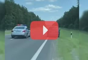 Девушка 30 километров ехала за пьяным водителем по М6: «даже сотрудник ГАИ не ожидал, что «клиент» будет настолько пьян»