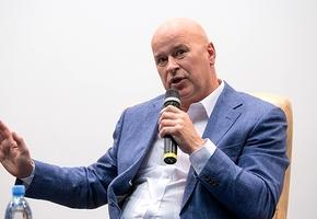 Аудриус Микшис отвечает на вопросы про бизнес и немного про личное