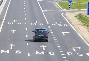 Движение по четырем полосам открыто на всем протяжении автодороги М6