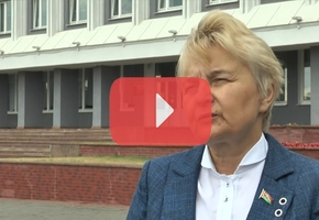 Председатель районного Совета депутатов обратилась к жителям Лиды