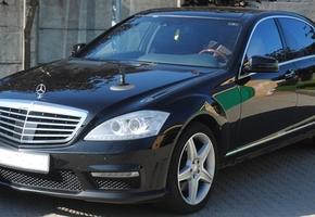 У белоруса изъяли Mercedes-Benz S500, на котором он перевозил табачную контрабанду