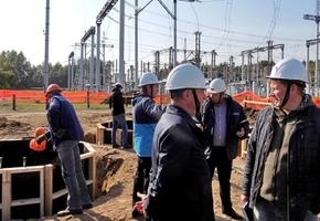 Завершается проект по реконструкции подстанции 330 кВ «Лида»