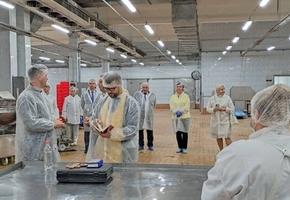 ОАО «Гродненский мясокомбинат» открыл в Лиде новый производственный участок на базе бывшего мясокомбината