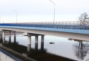 В Белице возведут новый мост через Неман рядом с действующим. По окончании строительства старый будет демонтирован