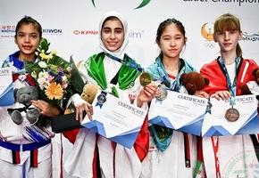 Юлия Витко из Лиды завоевала бронзовую медаль чемпионата мира по таэквондо