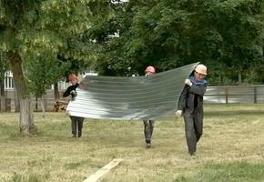 Началась подготовка площадки по улице Тухачевского. Там построят одноподъездную десятиэтажку