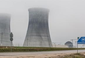 Первый энергоблок Островецкой АЭС включен в сеть. Идет плановое повышение его мощности до номинальной