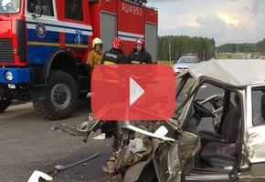 На М6 в ДТП погиб человек