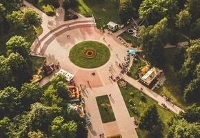 Открытие сезона городского парка состоится 1 мая