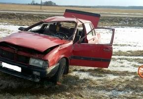 Лишенец-бесправник совершил ДТП в Лидском районе при обгоне