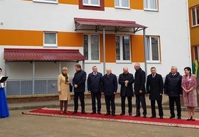 Новый детский сад торжественно открыли в Лиде