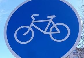 Строительство 10-километровой велодорожки в Лиде сдвинулось с места