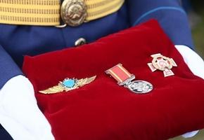 В 116-й штурмовой авиабазе простились с погибшими летчиками