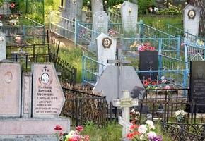 Злоумышленники повредили памятники на кладбище в Лиде
