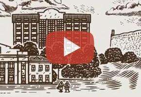 «Лидское пиво» создало видеоролик про историю Лиды