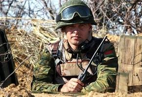 На учениях частей западного региона военные подожгли полигон. Его тушили 8 часов