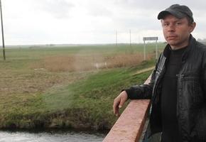 Житель агрогородка Ходоровцы Лидского района Денис Шершень спас тонущего ребёнка