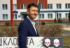 В Лиде задержан местный активист Витольд Ашурок — 20 суток ареста. В списках «Вясны» 1291 позиция по регионам