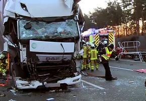 В жутком ДТП в Германии погиб дальнобойщик из Гродненской области