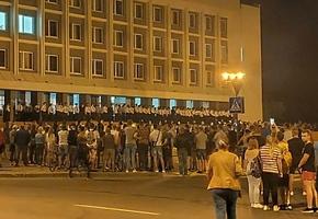 Фотографии лидчан с протестов в день выборов 9 августа (будет обновлено)