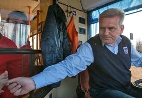 В Лиде водители автобусов снова будут продавать билеты пассажирам