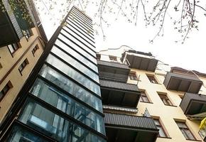 В Лиде возле кольцевой в мкр. Слобода планируют построить ещё одну многоэтажку — с панорамным лифтом