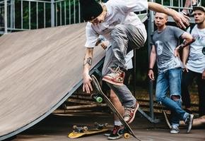 В интернете создали петицию с просьбой создать в Лиде скейт-парк или получить разрешение сделать его самим