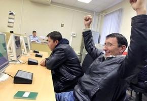 Рекорды Гродненской области: получил права с 71 попытки, и был лишён за пьянку