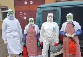 Лиду и Лидкий район планируют обрабатывать дезинфицирующими средствами