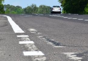 На трассе М6 наряд ГАИ помог автомобилистам с ремонтом