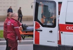 В Лиде 10 августа был сбит пешеход. Пострадавшего с многочисленными серьёзными травмами доставили в Лидскую ЦРБ